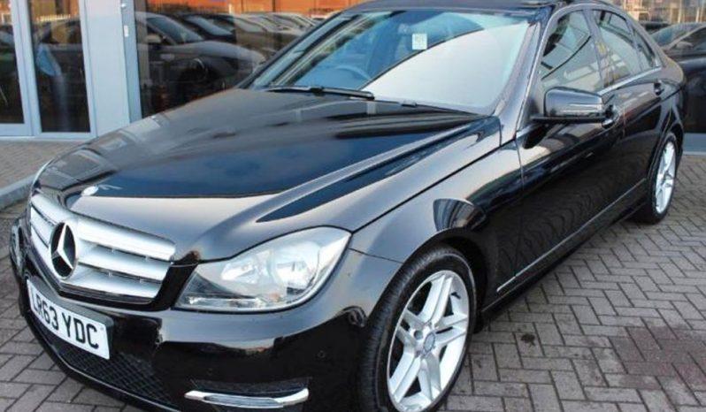 Mercedes C250 full