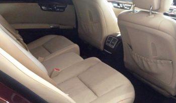MERCEDES S550 full