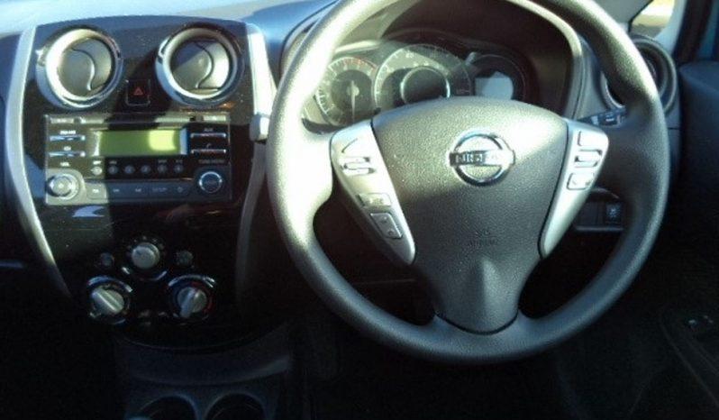 Nissan Note full