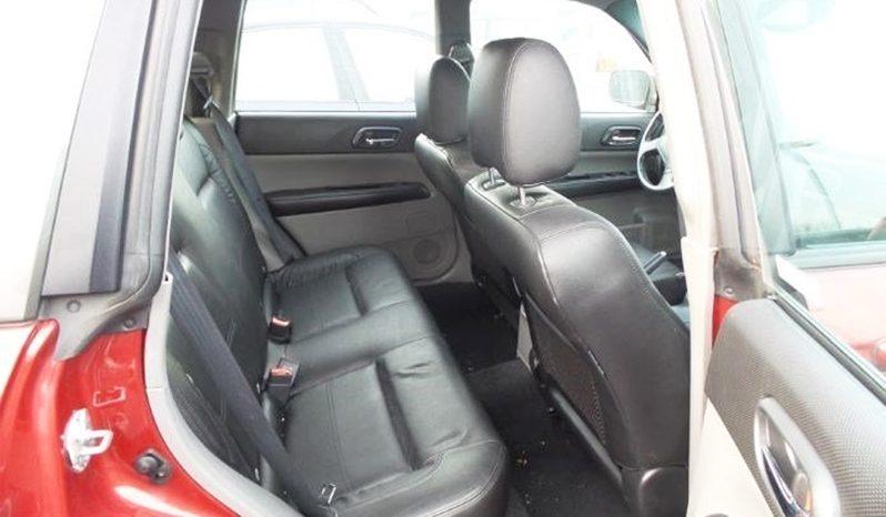 Subaru Forester full